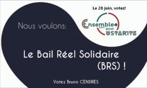 Pour le Bail Réel Solidaire (BRS) !