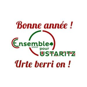 BONNE  ANNÉE – URTE BERRI ON